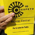 """Paralizar Madrid Central, """"un atentado contra la salud pública"""""""