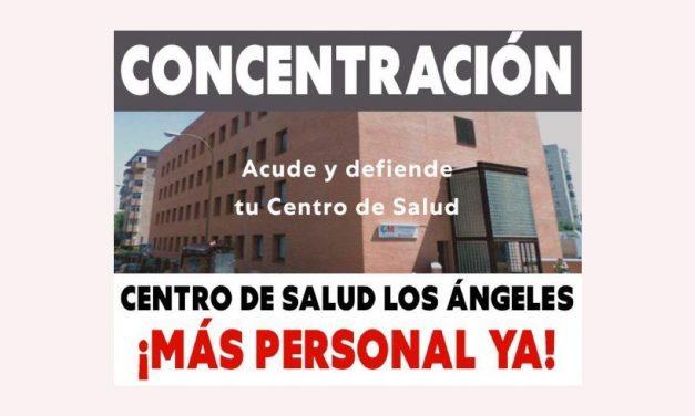 La difícil tarea de encontrar un médico de familia en el Centro de Salud Los Ángeles de Villaverde