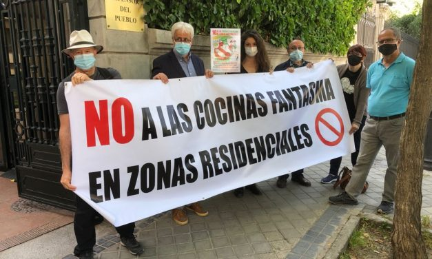 El Defensor del Pueblo solicita al Ayuntamiento de Madrid que aclare si las cocinas industriales pueden instalarse en suelo residencial