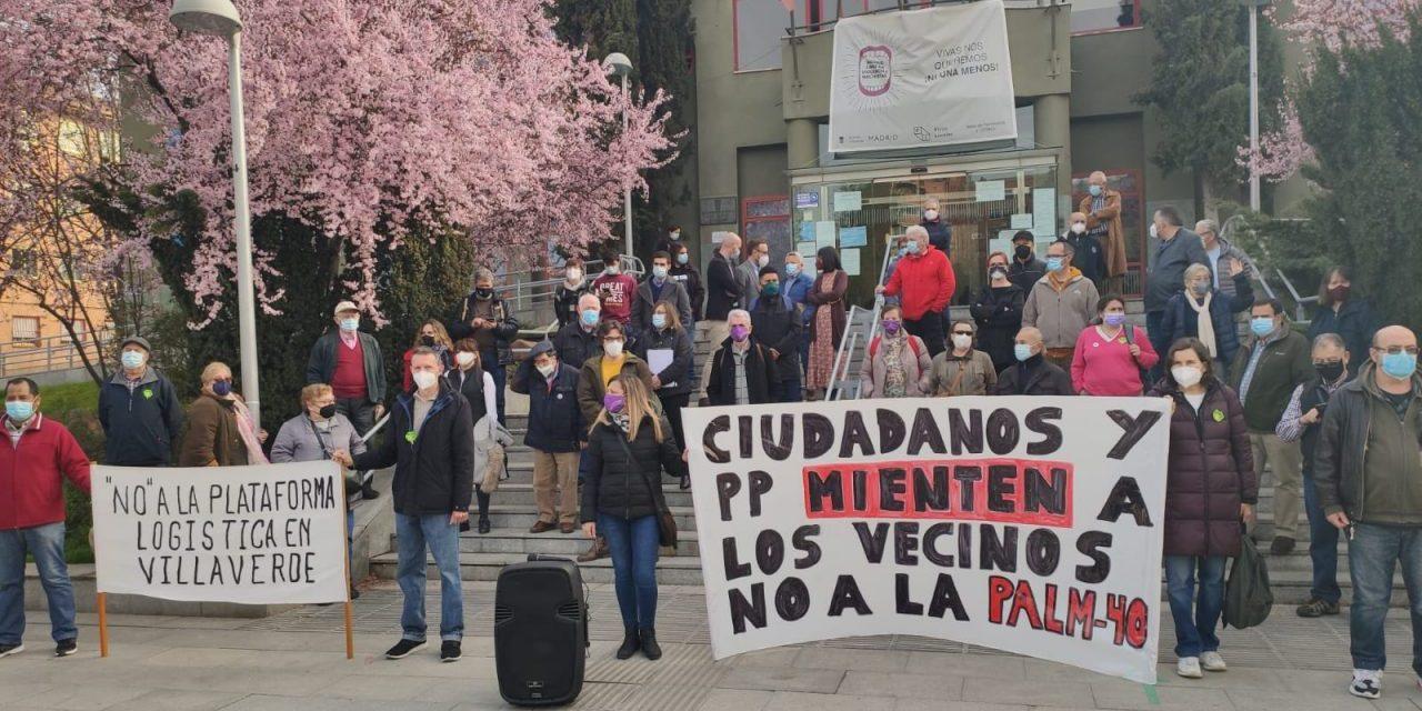 El conflicto de la Plataforma Logística de Villaverde llega al Defensor del Pueblo