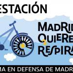 El domingo 6 de junio, pedalea por Madrid Central