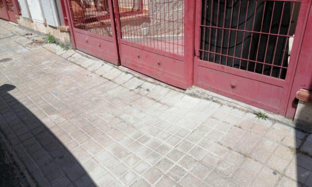 Tres calles de La Poveda se hunden