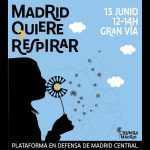 Cerramos la Gran Vía para que Madrid respire