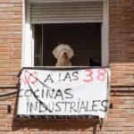 El incendio en las cocinas fantasma de la calle Canillas 18 muestra el peligro de estos negocios en zonas residenciales