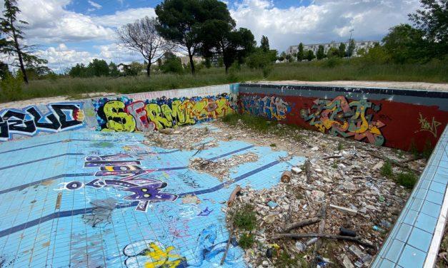 Leganés: un verano de secano (sin piscina)