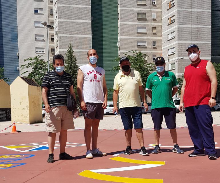 La Asociación de Vecinos Cisneros de Alcalá defiende la eficiencia del trabajo asociativo para lograr mejoras en el barrio