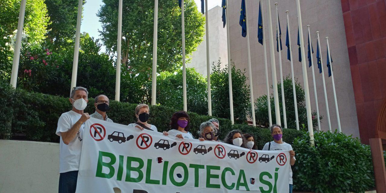 Piden la intervención del Parlamento Europeo para que paralice ocho grandes aparcamientos del Ayuntamiento de Madrid