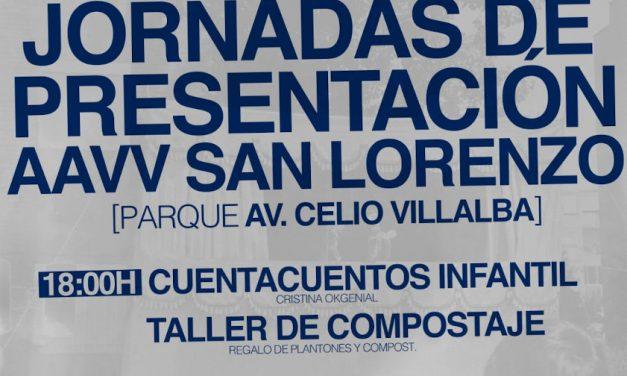 El barrio de San Lorenzo (Hortaleza) vuelve a tener asociación vecinal