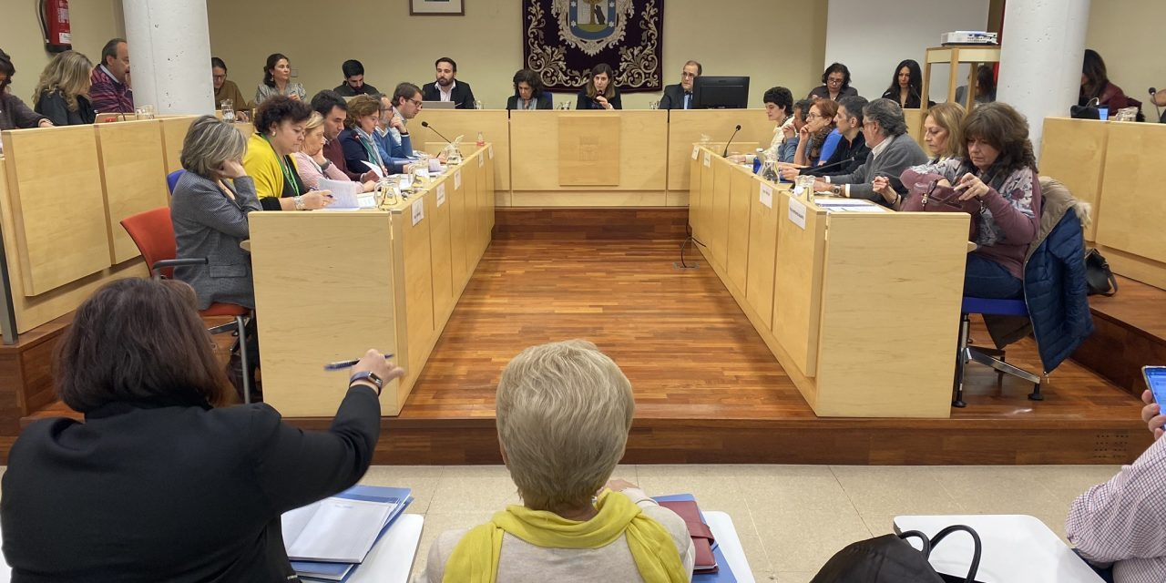 La FRAVM pide al Ayuntamiento de Madrid que rectifique y permita cuanto antes la presencia vecinal en los plenos de distrito
