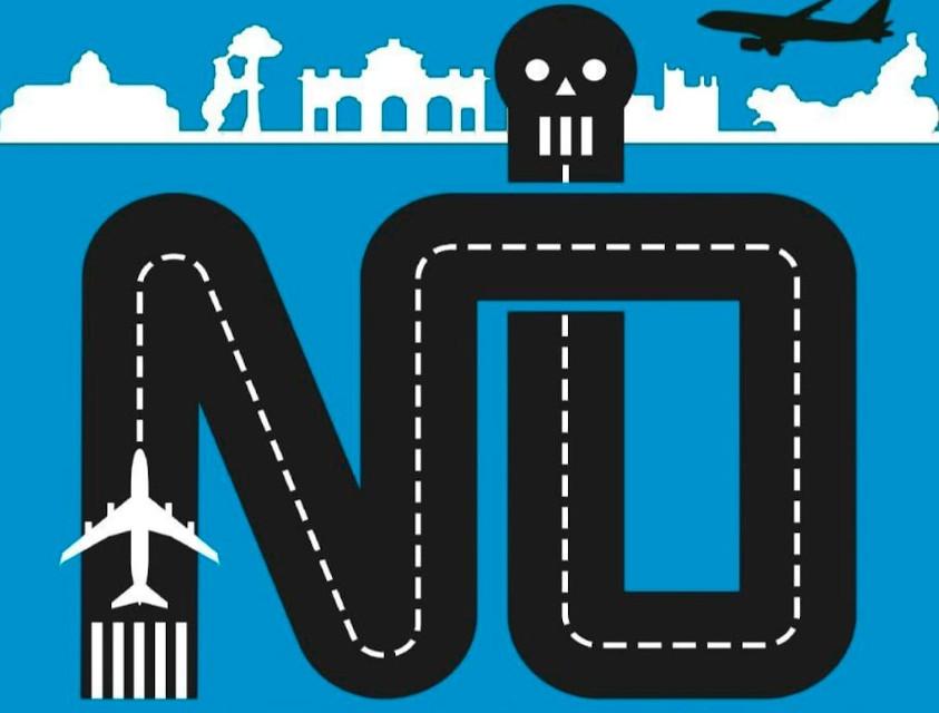 19J: domingo de movilización contra la ampliación del aeropuerto de Barajas