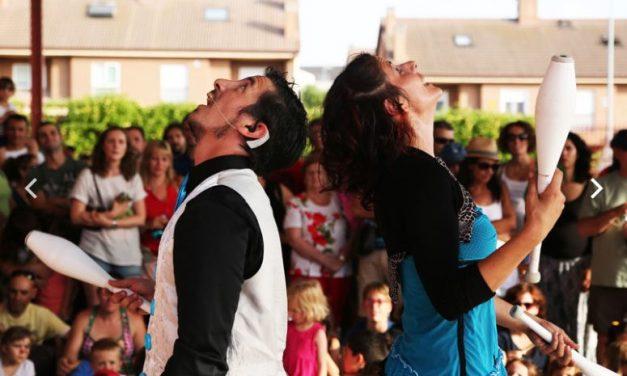 Butarque acoge la IX edición del Titiriverde, el Festival de teatro y calle de títeres de Villaverde