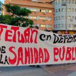 Nueva marcha vecinal para reclamar la reapertura del Centro de Salud de Villaamil