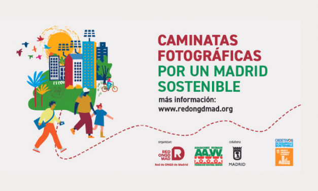 Buen plan: caminatas fotográficas por un Madrid sostenible