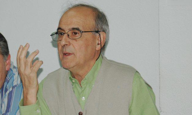 Vallecas rinde homenaje a Juan Luis Ruiz-Giménez, su médico de barrio, un hombre bueno, del bien común