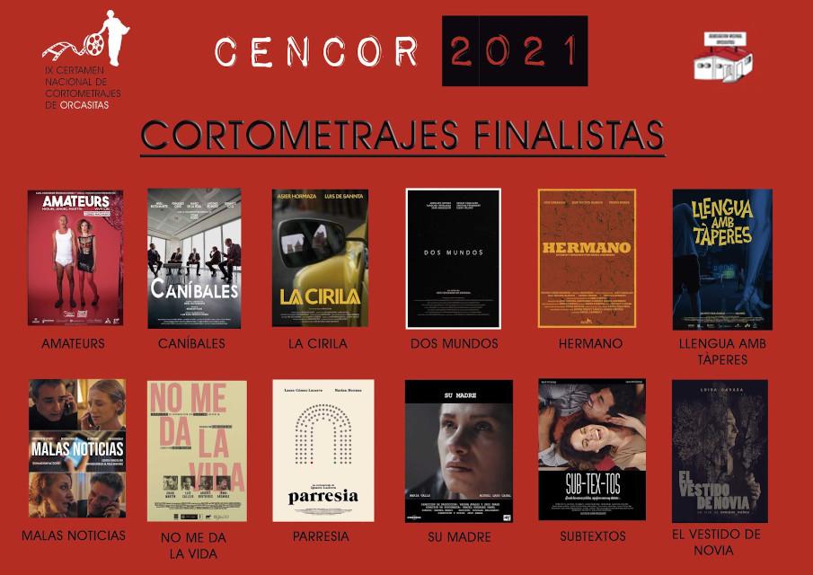 El IX Certamen de Cortos de Orcasitas ya tiene su lista de nominados