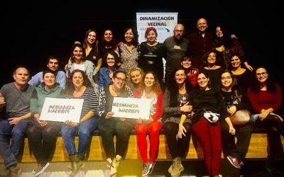 El Servicio de Dinamización Vecinal vuelve a los barrios de Madrid